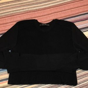 Zara Knit Crop